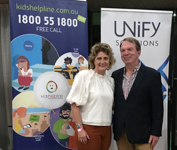 UNIFY sponsors A Day for Jane Charity
